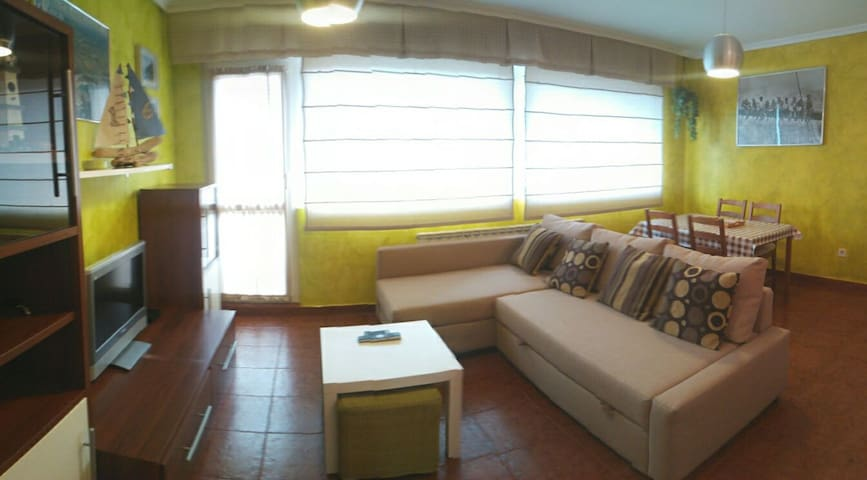 APARTAMENTO EN SUANCES PLAYA - Suances - Apartment