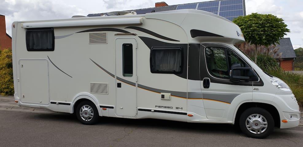 Thuin comfortable camping car