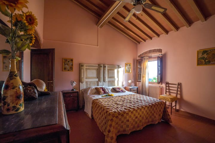 Cozy apartment for 4 in Farmhouse Tuscany Hills - Reggello