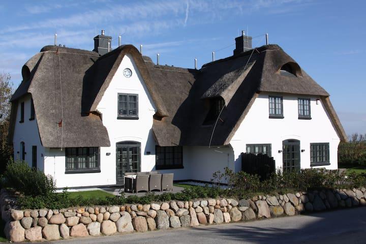 Luxus-Ferienhaus in Rantum/Sylt - Sylt - Hus