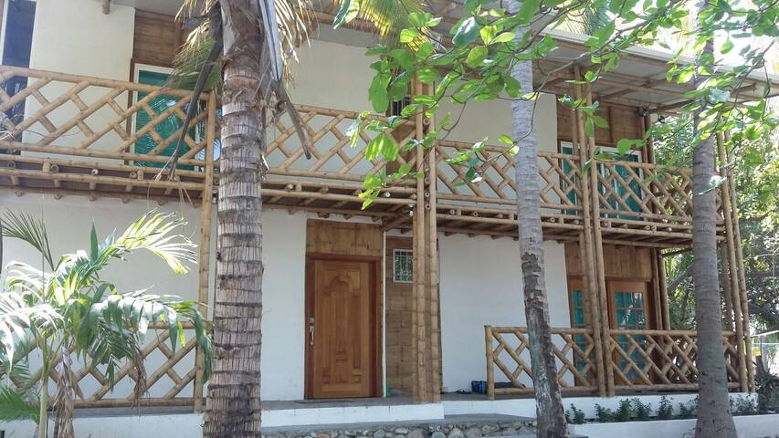 Casa de Bambú Boca del Cielo
