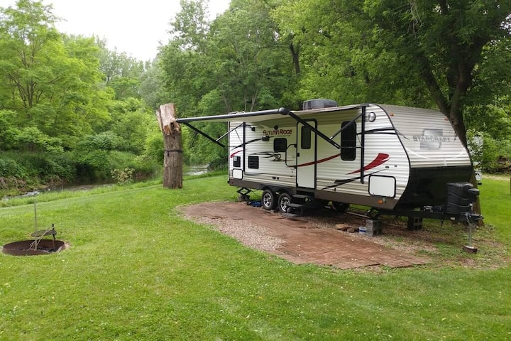 Whitewater Riverside Camper Adults Only