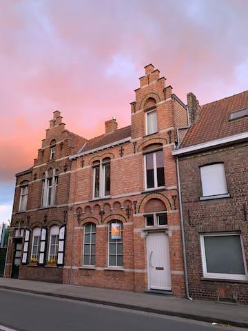 Burgerwoning Brugge