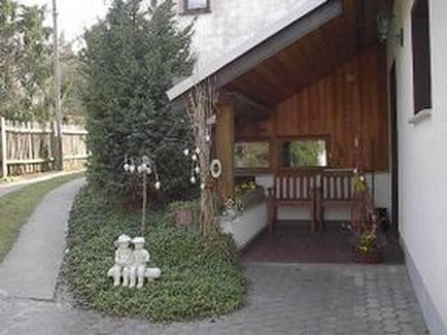 """Gästehaus """"Jägerhof""""Ferienwohnungen"""