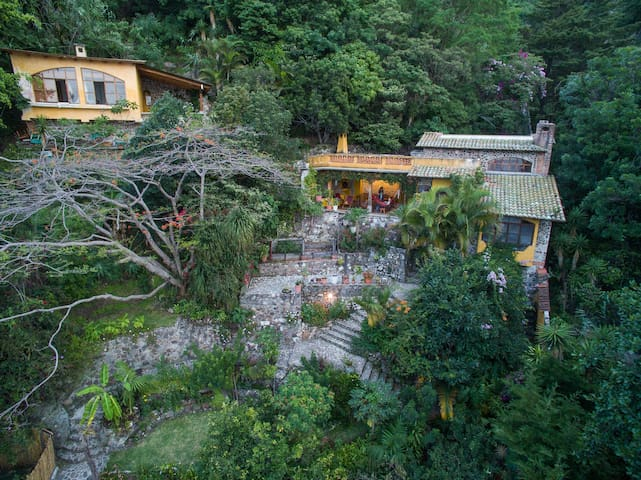 Lakeside Villa on Lake Atitlan