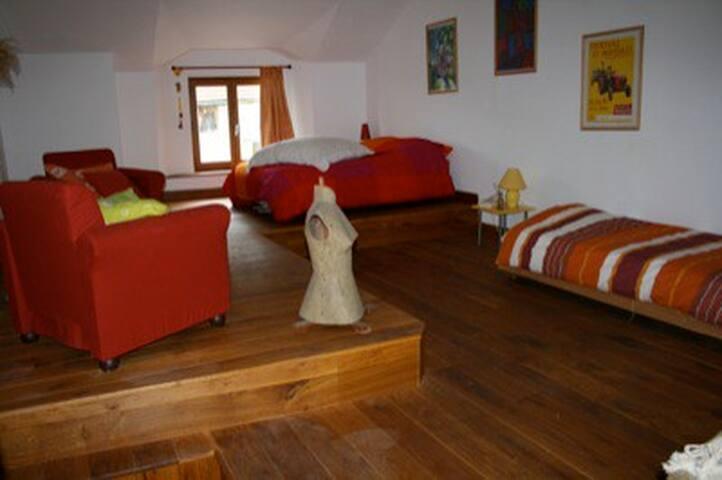 Chambre privée chez KarlOOn21