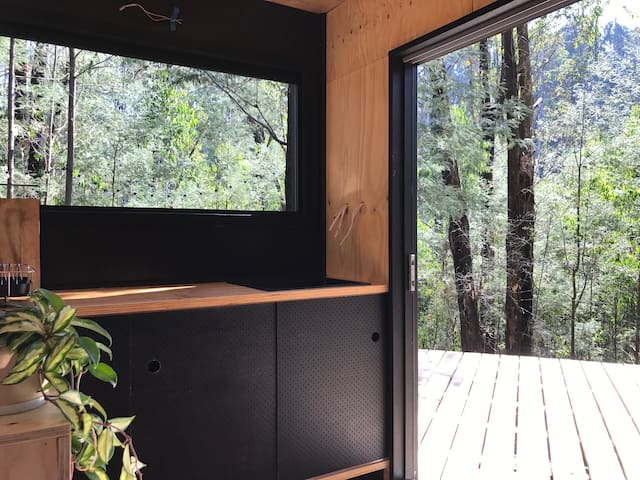 Secluded Cabin in the Forest - Kinglake - Kabin