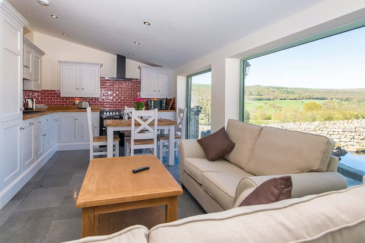 The Washburn | Nidderdale | Sleeps 5 - North Yorkshire