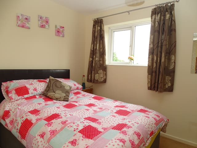 Double room with access to shared facilities