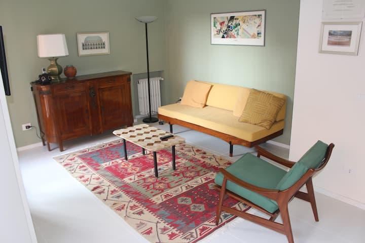 Comfortable apartment in Bardolino centre