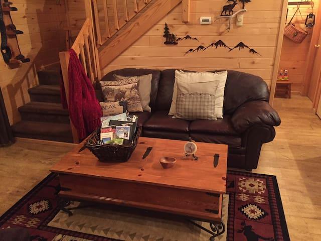 Get cozy!