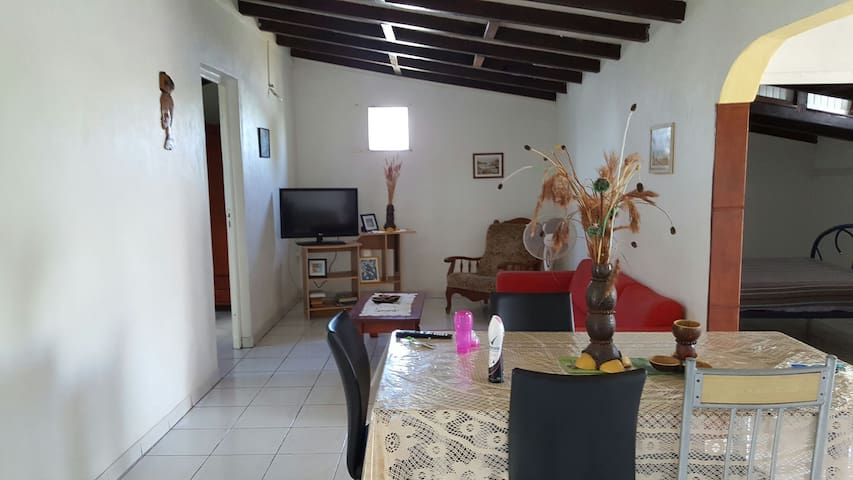 Appartement cosy proche de la plage. - Port-Louis - Huoneisto