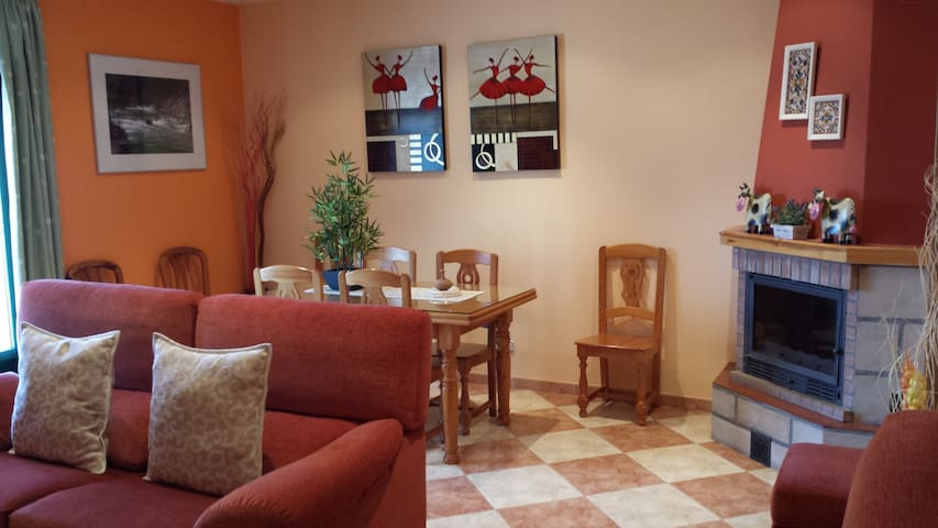 Alojamiento Castillo de Rochafría - Beteta