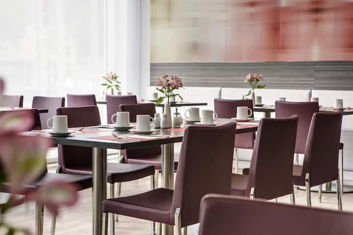 Convenient Double Business At Ingolstadt