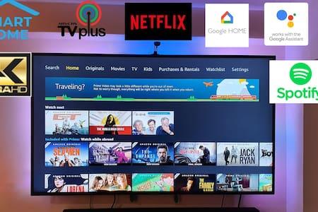 Baguio City Getaway | SMART Home | 4KTV |  Netflix