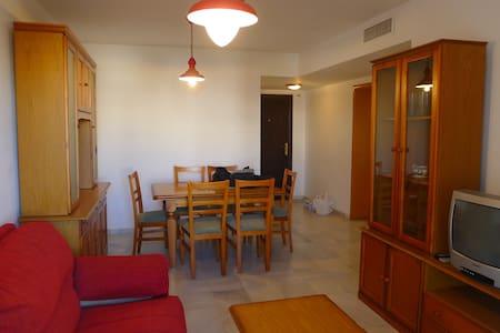 Apartamento 6 plazas junto a Cabo de Gata - Almería