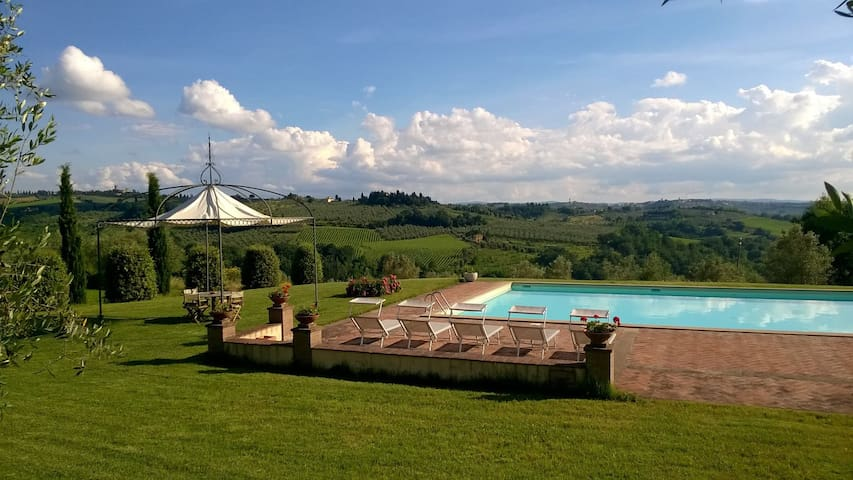 IL BORGO Tranquillity in Chianti 09