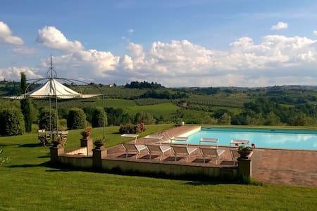 IL BORGO Tranquillity in Chianti 09 - Montespertoli - Leilighet