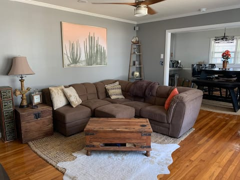 West Ashley Marshfront - Private Bed/Bath