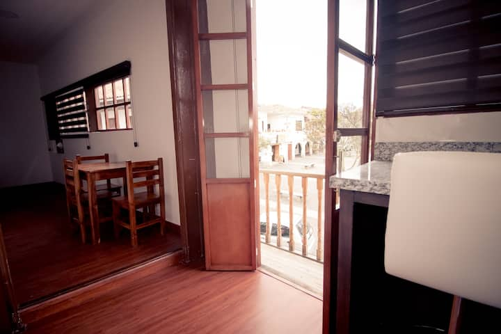 Luxurious Apartment in Historic Center(River View)