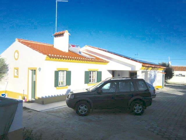 Casa de Campo da Fonte Grande - Montalvão
