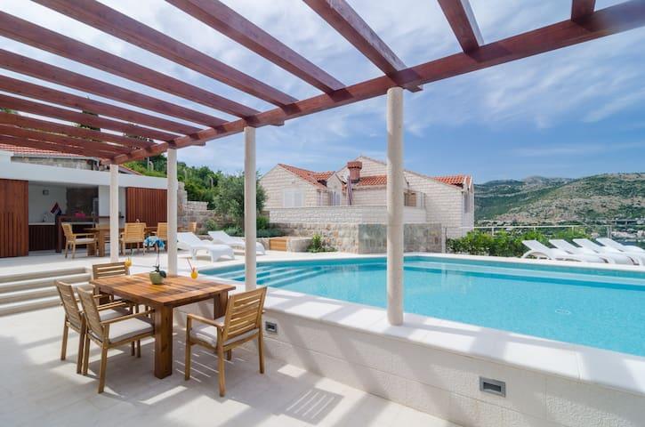 Villa Diana Swim.Pool: Apartm. Ivo