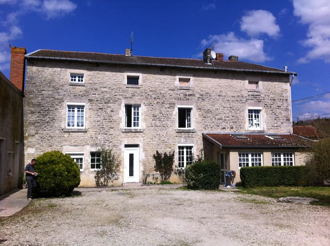 Bienvenue aux Lilas Roses - Chamouilley - Bed & Breakfast