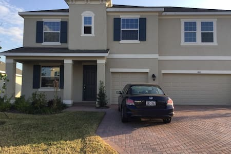 Florida Retreat nearby many adventures - Ellenton - Hus
