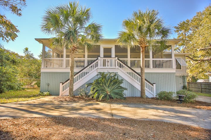 9 on 34th Avenue - SWEETGRASS - Isle of Palms - Casa