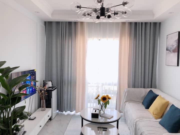 建水·紫陶街北欧现代两居公寓