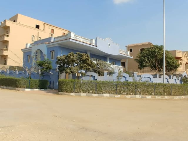 New Cairo City Private Villa