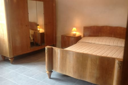 The Secret Garden-France B&B - Double Room - Ground Floor - Courdemanche - Casa