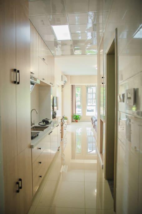 43平米精装公寓