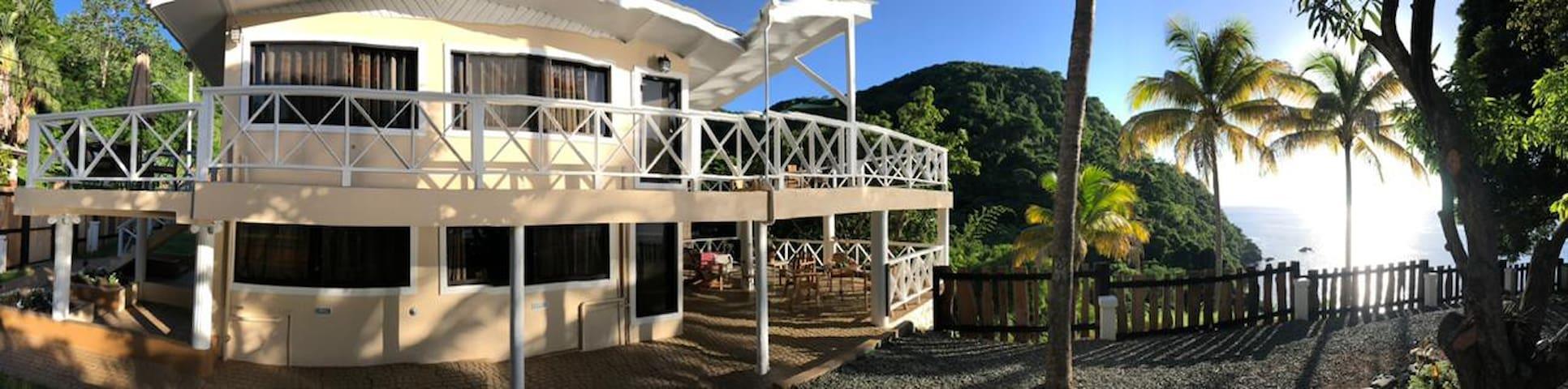 Castara Inn, Tobago, relax in paradise.