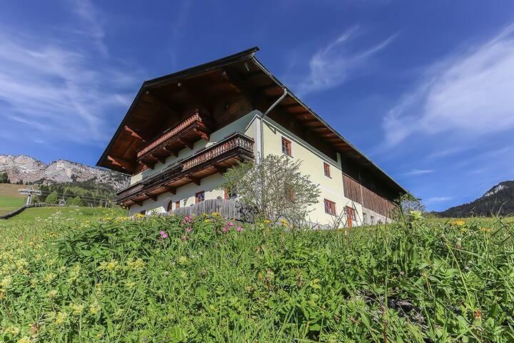 Bauernhaus Loderbichl (Lofer)