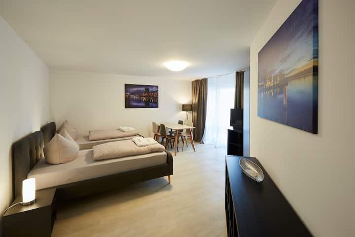 Harbour Apartments Karlsruhe-Weststadt