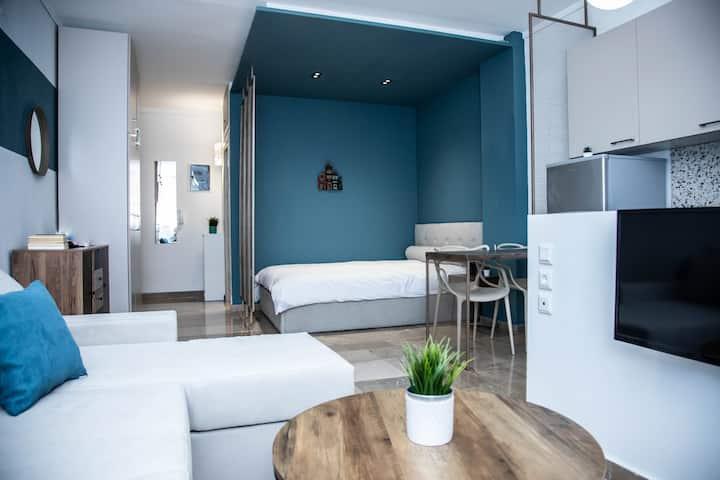 ComfyNest, DT elegant & cosy modern apartment