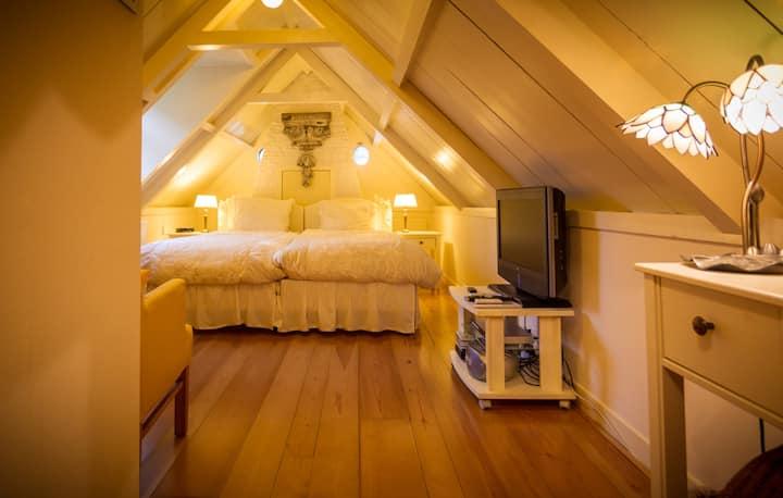 Luxurious Loft Suite Free parking