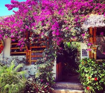 LA CASITA en Los Orishas - Ayampe - Guesthouse