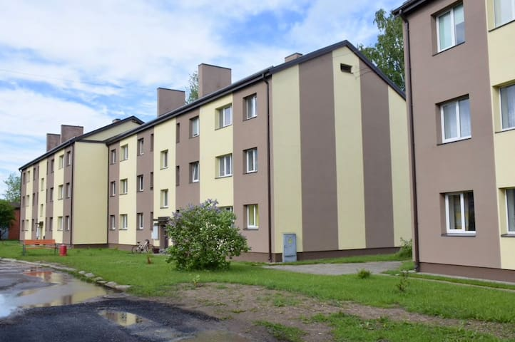 Apartment in Salacgriva :)