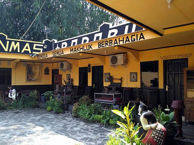 Udan Mas Guesthouse - Borobudur