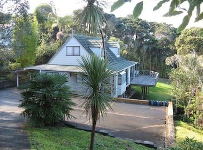 Waikare Lodge Waterfront delight - Opua - Talo