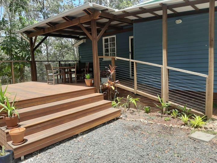 Pet Friendly cottage in Noosa Hinterland