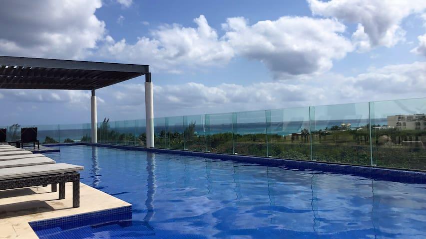 Glamour appartamento sul mare - Playa del Carmen