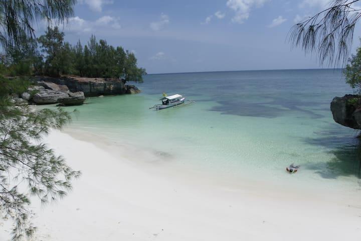 Liang Kareta beach