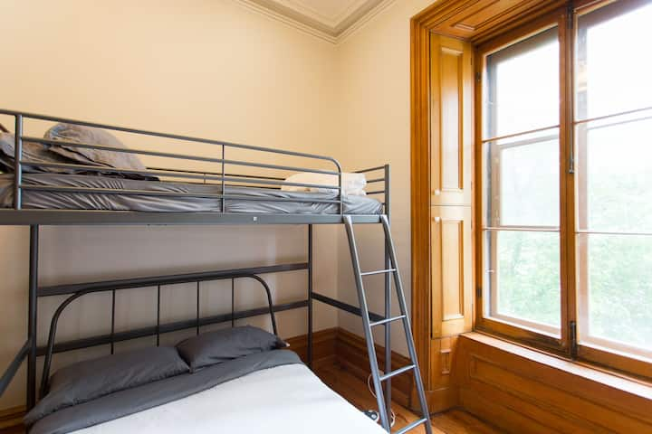Luxury Bed & Breakfast 24: Private Room, Bunk Bed #3