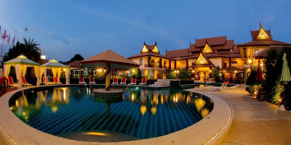 Sahwan Boutique Resort Huahin - Hua Hin - Bed & Breakfast