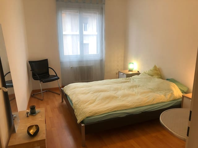 Charming share flat in center of Zurich