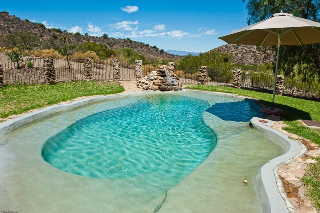 Rietfontein Guest Farm - Swimming Pool