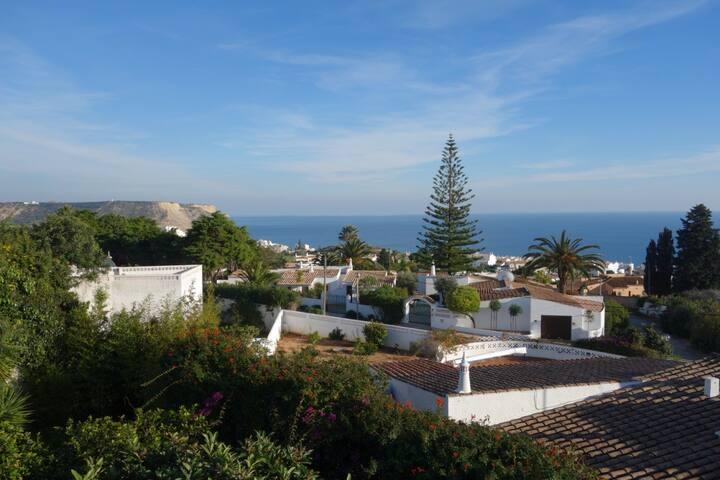 Casa Borboleta, Praia da Luz